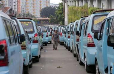 Jak Lingko Diresmikan, Organda DKI Remajakan Angkot Secara Bertahap