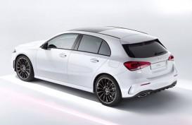 MOBIL KOMPAK HATCHBACK : Mercedes-Benz Jual Mobil Cerdas