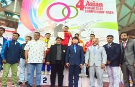 Pesilat Klaten Sabet Medali Emas di Asian Championsip