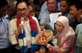 Setelah Mahathir dan Anwar, Giliran Wan Azizah Temui Presiden Jokowi