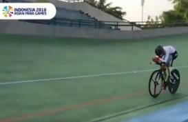 Finis di Urutan Keempat, Muhammad Fadli Gagal Tambah Sumbangan Medali