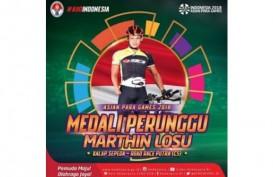 Balap Sepeda Sumbang Medali Perunggu Ke-6 untuk Kontingen Indonesia