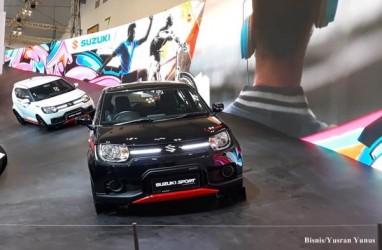 Suzuki Naikan Harga Ignis, Baleno, SX4 S-Cross
