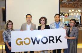GoWork Dapat Suntikan Dana Rp150 Miliar