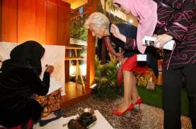 Lagarde Terbuai Kuatnya Rasa Kopi Indonesia