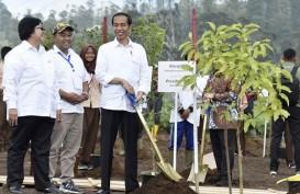 Menteri BUMN  Rotasi Direksi BUMN Agribisnis