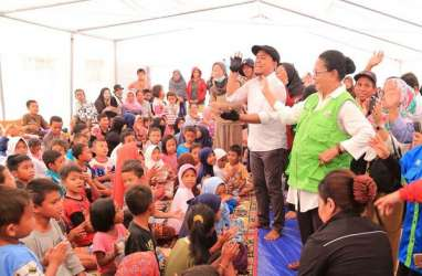 Menteri Yohana Tegaskan Tak Ada Adopsi Anak Korban Bencana Sulteng