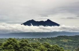 Isu Gunung Salak Meletus Dibantah PVMBG