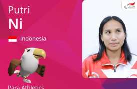 Ni Made Arianti Putri Sumbang Perak dari Para Atletik