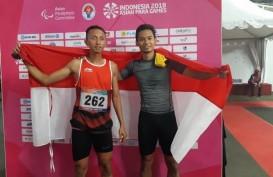 Atlet Berprestasi di Asian Para Games 2018. Adakah Bonus untuk Guide Runner?
