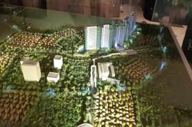 Hutama Gandeng Creed Kembangkan Serpong Garden Apartment
