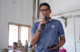 Kampanye di Cirebon, Sandiaga Diminta Permudah Aturan Ekspor Rotan Mentah