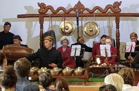 Kelas Pengajaran Gamelan Dibuka di Universitas Wina