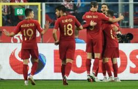 Hasil UEFA Nations League: Tanpa Ronaldo, Portugal Hajar Polandia