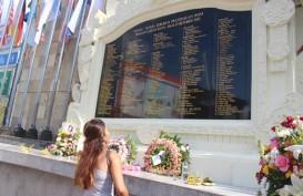 Menkeu Australia dan Dubes Inggris Kunjungi Monumen Bom Bali