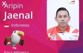 Jaenal Aripin Tambah Koleksi Medali Perak Kontingen Para Games Indonesia