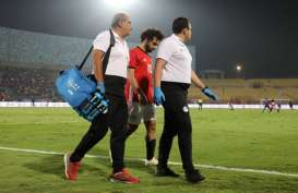 Mesir Sikat Eswatini, Salah Cetak Gol Spektakuler, Lalu Cedera Lagi