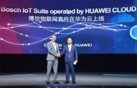 Bosch Luncurkan Solusi Perangkat Lunak IoT di Huawei Cloud
