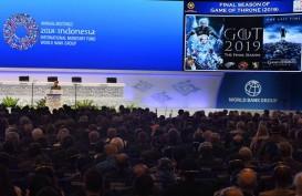 Annual Meeting IMF-World Bank Group 2018 Jadi Sentimen Positif Bagi Indonesia