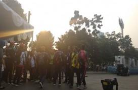 Penutupan Asian Para Games 2018: Atlet & Volunteer Mulai Memasuki Stadion Madya