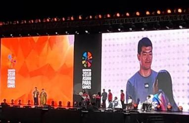 Penutupan Asian Para Games 2018 Dibuka dengan Video Selamat Datang
