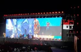 Penutupan Asian Para Games 2018, Bendera APC Diserahkan ke Hangzhou