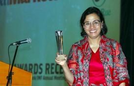 Sri Mulyani Terima Penghargaan Menteri Keuangan Terbaik untuk Asia Pasifik