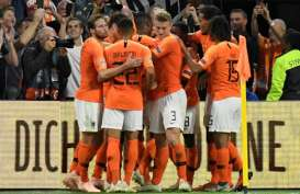 Hasil Nations League, Belanda Gasak Jerman 3 Gol