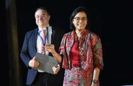 Sri Mulyani Bercerita Pengalaman Indonesia Gunakan Instrumen Keuangan Syariah ke Dunia