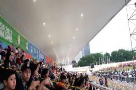 Atlet Bulu Tangkis Asian Para Games 2018: Penonton…