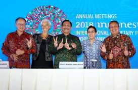 Sri Mulyani: Kesuksesan Hajatan IMF-World Bank Bukti Indonesia Luar Biasa