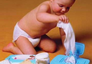Dear Mom, Begini Cara Tepat Ganti Popok Bayi!