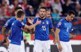 Hasil Nations League: Akhirnya Italia Balik ke Jalur Kemenangan
