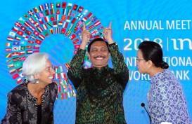 Luhut Klaim Pertemuan Tahunan IMF-Bank Dunia 2018 Berakhir Sempurna