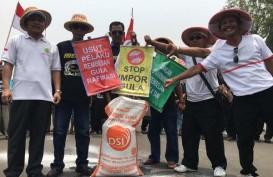 Protes Impor Gula, Ratusan Petani Tebu Berunjuk Rasa di Istana Merdeka