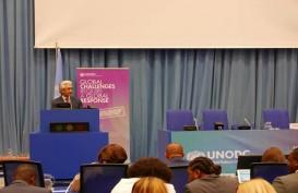 Di Forum PBB, Indonesia Terus Perjuangkan Pemberantasan Kejahatan Perikanan