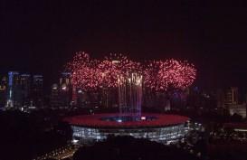 Asian Games 2018 Sumbang 0,05% PDB Indonesia