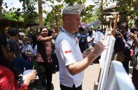 Tukad Bindu di Denpasar Kembali Dikunjungi oleh Delegasi IMF