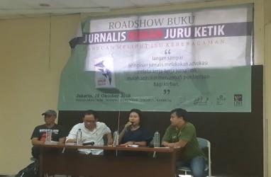 ANBTI dan AJI Yogyakarta Luncurkan Buku Refleksi Peliputan Isu Intoleransi