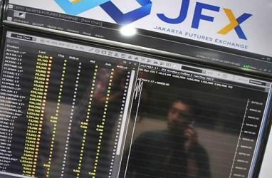 Pertumbuhan Transaksi Perdagangan Berjangka di BBJ Moncer