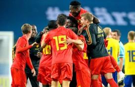 Groeneveld Selamatkan Belanda, Skor 1 - 1 vs Belgia