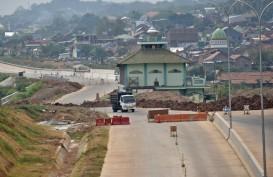 Tol Semarang Batang Rampung 93%