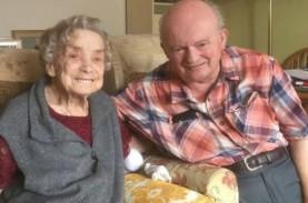 30 Tahun Kumpul Kebo, Nenek 100 Tahun ini Akhirnya…