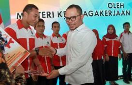 1.000 Siswa BLK Makassar Terima Sertifikat Kompetensi