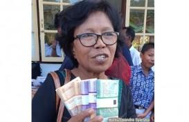 Tukar Uang Layak Edar Bangkitkan Antusiasme Warga Pulau Marampit, Talaud