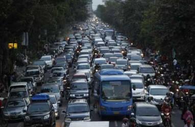 Kepemilikan Kendaraan di Jabodetabek Belum akan Dibatasi