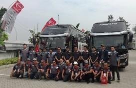 Hino Gelar Safety Driving Competition untuk Supir Bus Surabaya