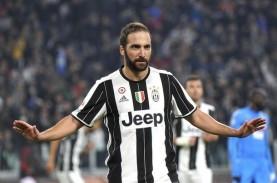 Higuain Sebut Sikap Juventus yang Membuatnya Pergi