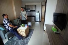 Apartemen Kebayoran Topping Off Tower Ruby