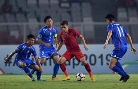 Hasil Piala Asia U-19, Indonesia Libas Chinese Taipei 3 - 1